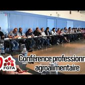#FGTA-FO - Conférence professionnelle agroalimentaire (Carry-le-Rouet)