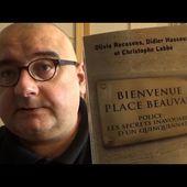 Bienvenue place Beauvau (Olivia Recasens, Didier Hassoux et Christophe Labbé)