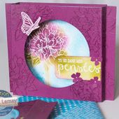 Carte diorama Stampin' UP!