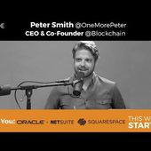 E758: Blockchain Peter Smith on scaling cryptocurrency wallet to 16m+ users&#x3B; Ethereum, bitcoin, ICO