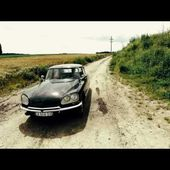 Citroen DS 21 PALLAS 1968
