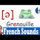 French phonetics / French sounds (Learn French with French avec Nous)