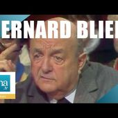 Bernard Blier, ses anecdotes avec Raimu, Jean Gabin et Jean Carmet - Archive INA