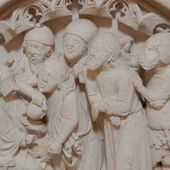 Goldwing Unsersbande monastère de Alcobaca Portugal