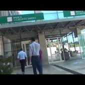Pignorati 223 mila euro a Banca Credito sardo, Videogallery