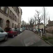 Goldwing Unsersbande 14 - Visite de Strasbourg