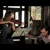 Beautiful Day - Stringspace - Violin &amp&#x3B; Guitar Duo - U2 cover - U2 BLOG