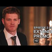 The Originals 2x03 Extended Promo - Every Mother's Son [HD]