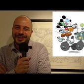 "Tébo, ""La jeunesse de Mickey"", Glénat, 26 octobre 2016"