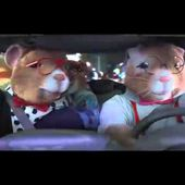 "2015 Kia Soul EV Hamster Commercial Featuring ""Animals"" by Maroon 5"