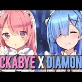 Nightcore - Rockabye // Diamonds (Switching Vocals) ✔