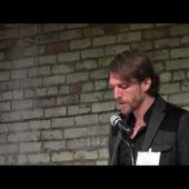 """Deni Béchard reads from """"Cures for Hunger"""" (Pt. 1 of 2)"""