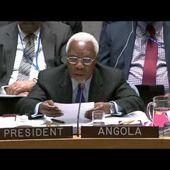 Angola en la Presidencia del Consejo de Seguridad de las Naciones Unidas