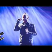 Kevin Simm performs 'All You Good Friends': The Live Final - The Voice UK 2016