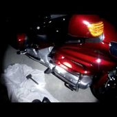 Goldwing Unsersbande 1ere vidange Bruno 3
