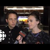 """Murdoch Mysteries Autograph Signing at Fan Expo 2012"" 