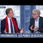 Jean-Claude Mailly - BFM - Code du travail ultimes discussions