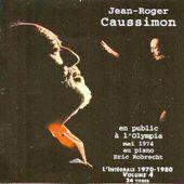Le Temps du Tango (Jean-Roger Caussimon Léo Ferré) : Jean-Roger Caussimon..wmv