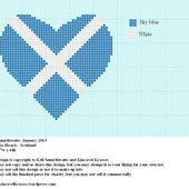 Patriotic Hearts - Scotland