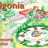 Le Projet Seligonia, le Permacamp du Bouchot est sur KissKissBank