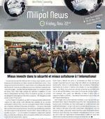 Daily News Milipol Paris 2013 #4