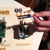 cool sensors and Raspberry Pi and Arduino makes fun gardening project with http://m2m.eclipse.org at LeWeb Paris 2012 by scobleizer