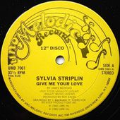 """You Can't Turn Me Away"" by Sylvia Striplin... Dj Denis Dig It DeepEdit by Denis ' Urban ' grooves"
