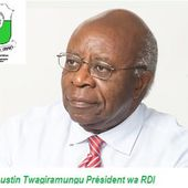 Faustin Twagiramungu Says No Sustainable Development In Rwanda With FPR Regime by veritasinfo