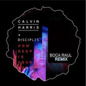 Calvin Harris & Disciples - How Deep Is Your Love (Boca Raul Remix) by Boca Raul