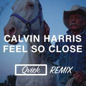 Calvin Harris - Feel So Close (Qvick Future House Remix) [FREE DOWNLOAD] by QVICK