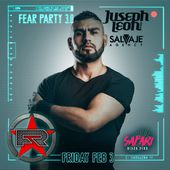 Juseph León FEAR PARTY SESSION 3.0 (Barcelona, Spain) 03 - 02 - 17 by JUSEPH LEON