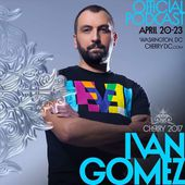 Ivan Gomez Podcast #3 2017 Cherry Weekend Washington DC Promo Set by ivangomezmusic