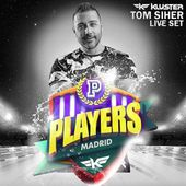 Tom Siher - Live Set Players At Kluster Madrid 9 16 2017 by TOMSIHER New Account