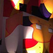 Guillaume Bottazzi illuminates the walls - Le Nouveau Cénacle
