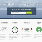 Google Ventures invests in OpenCoin, the firm behind Bitcoin exchange Ripple