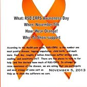 Operation Wear Orange!