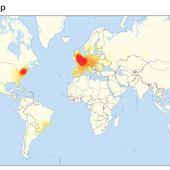 Quand les hackers coupent Internet aux États-Unis - en rétorsion pour Assange ?
