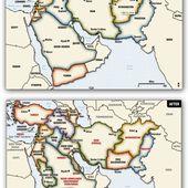 Forse è la mappa che ha fatto impazzire Erdogan - Blondet & Friends