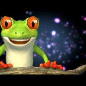 Vincent la grenouille = chanson = Neige, neige blanche