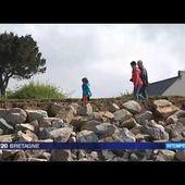 La commune de Pleubian refuse une subvention de 450 euros pour réparer les dégâts de la tempête