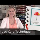 Braided Card Technique - Video Tutorial