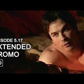 The Vampire Diaries 5x17 Extended Promo - Rescue Me [HD]