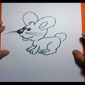 Como dibujar un conejo paso a paso 4 | How to draw a rabbit 4