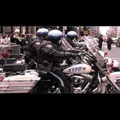 NYPD Ramps Up Security For Super Bowl