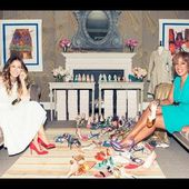 SNEAK PEEK: SJP'S SHOE LINE WITH O MAGAZINE X THE COVETEUR