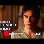 The Vampire Diaries 5x21 Extended Promo - Promised Land [HD]