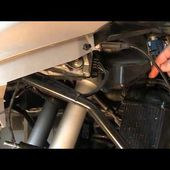 BMW K1200LT Coolant Flush DIY