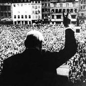 Discours de Churchill aux Français / Churchill's broadcast to the French people