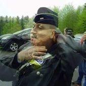 Goldwing - Le Unsersbande rencontre un vieux gendarme au Reo moto RMC67 2013