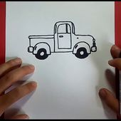 Como dibujar un coche paso a paso 2 | How to draw a car 2
